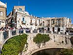 Largo Aretusa, Ortigia, Sicily