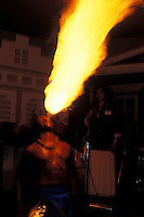 Fire Breather, Curacao