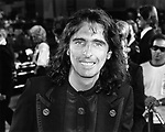 Alice Cooper 1978 at Sgt Pepper movie premiere.© Chris Walter.