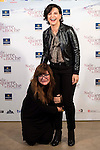 """Spanish director Isabel Coixet (L) and french actress Juliette Binoche during the presentation of the film """"Nadie quiere la noche"""" in Madrid, November 02, 2015. <br /> (ALTERPHOTOS/BorjaB.Hojas)"""