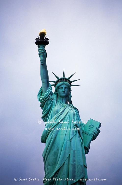 Statue of Liberty, New York City, New York, USA.