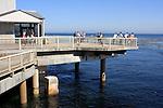 Monterey Bay Aquarium waterfront