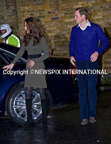 "PRINCE WILLIAM & CATHERINE, DUCHESS OF CAMBRIDGE.visit Centerpoint, Camberwell, London_21/12/2011.Mandatory Photo Credit: ©Dias/NEWSPIX INTERNATIONAL.**ALL FEES PAYABLE TO: ""NEWSPIX INTERNATIONAL""**..PHOTO CREDIT MANDATORY!!: DIASIMAGES(Failure to credit will incur a surcharge of 100% of reproduction fees)..IMMEDIATE CONFIRMATION OF USAGE REQUIRED:.DiasImages, 31a Chinnery Hill, Bishop's Stortford, ENGLAND CM23 3PS.Tel:+441279 324672  ; Fax: +441279656877.Mobile:  0777568 1153.e-mail: info@diasimages.com"