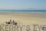 Ballyheigue Beach in the Sunshine.