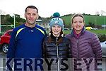 Sean, Sinead and Jane Murphy Brosna at the Beaufort 10k