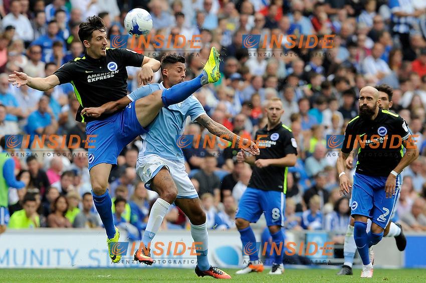 Ricardo Kishna<br /> 31-07-2016 Brighton, <br /> Amichevole Brighton Vs Lazio<br /> SS Lazio friendly match <br /> @ Marco Rosi / Fotonotizia / Insidefoto