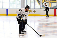 September 15, 2017: Boston Bruins center Ryan Spooner (51) skates during the Boston Bruins training camp held at Warrior Ice Arena in Brighton, Massachusetts. Eric Canha/CSM