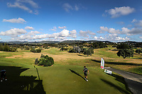 General view. Day One of the Toro Interprovincial Men's Championship, Mangawhai Golf Club, Mangawhai,  New Zealand. Tuesday 5 December 2017. Photo: Simon Watts/www.bwmedia.co.nz