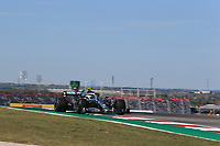 1st November 2019; Circuit of the Americas, Austin, Texas, United States of America; Formula 1 United Sates Grand Prix, practice day; Mercedes AMG Petronas Motorsport, Valtteri Bottas - Editorial Use