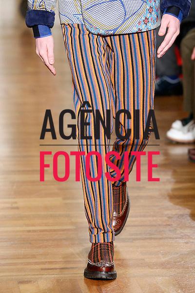 Stella Jean<br /> <br /> Milao Masculino- Inverno 2015<br /> <br /> <br /> foto: FOTOSITE