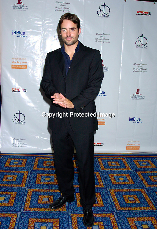 Chris Beetem ..at the 10th Annual Daytime Television Salutes St. Jude Children's Research Hospital Benefit on October 8, 2004 at the Marriott Marquis Hotel in New York City...Photo by Robin Platzer, Twin Images