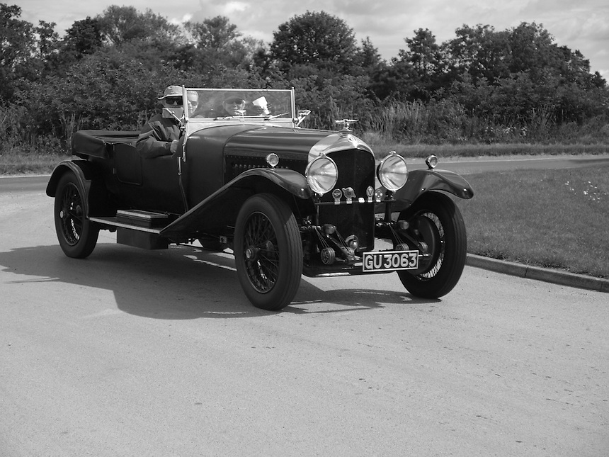 Bentley Tourer - 1929