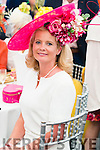 Aisling O'Sullivan, Tralee pictured at Ladies day at Galway Races on Thursday.