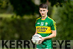 31 Chris O'Donoghue Glenflesk on the kerry Minor Panel for the All Ireland Final.