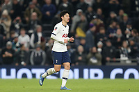 Son Heung-Min of Tottenham Hotspur during Tottenham Hotspur vs Southampton, Emirates FA Cup Football at Tottenham Hotspur Stadium on 5th February 2020