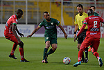La Equidad venció como local 4-1 a Patriotas. Fecha 14 Liga Águila II-2017.