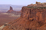 The Desert landscape of Canyonlands National Park, Utah, USA