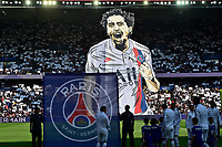 supporters du PSG - Ambiance<br /> MARQUINHOS (PSG) <br /> 14/09/2019<br /> Paris Saint Germain PSG - Strasbourg <br /> Calcio Ligue 1 2019/2020 <br /> Foto JB Autissier Panoramic/insidefoto <br /> ITALY ONLY