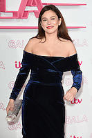 LONDON, UK. November 24, 2016: Anna Friel at the 2016 ITV Gala at the London Palladium Theatre, London.<br /> Picture: Steve Vas/Featureflash/SilverHub 0208 004 5359/ 07711 972644 Editors@silverhubmedia.com
