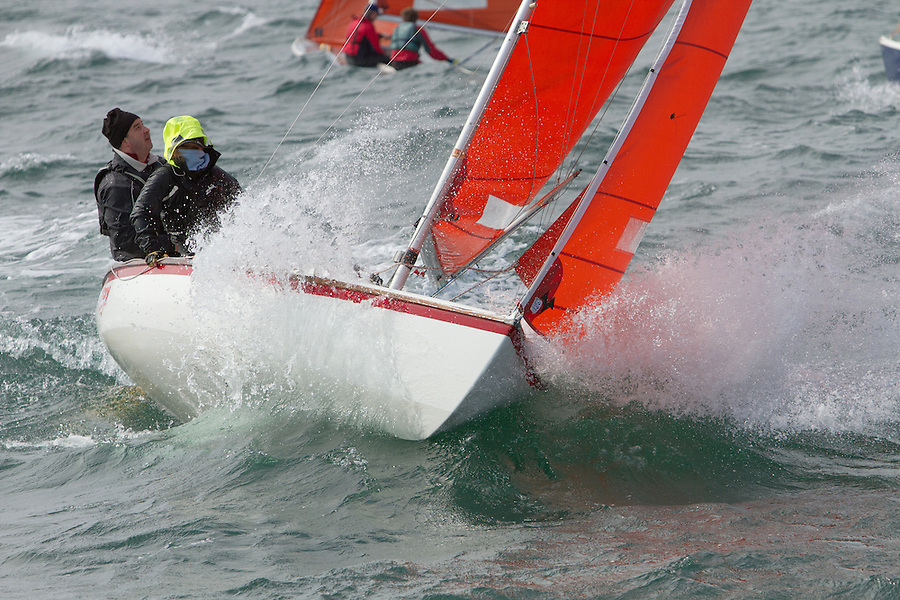 Squib South Coast Championships 2012 - Sponsored by Yacht Services Ireland