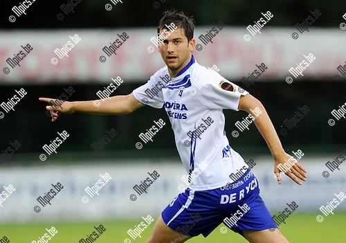 2011-07-13 / Voetbal / seizoen 2011-2012 / KSK Heist / Jeroen Vanderputte..Foto: mpics
