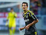 Solna 2013-08-06 Football Friendly Game , AIK - Manchester United FC :  <br /> AIK 10 Celso Borges <br /> (Foto: Kenta J&ouml;nsson / Pic-Agency.com) Nyckelord:  portr&auml;tt portrait