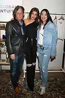 LOS ANGELES - FEB 18:  John Frierson, Lexi Wood, Yizhou at the Global Intuition Campaign Launch hosted by Yizhou at Fred Segal Sunset on February 18, 2019 in West Hollywood, CA