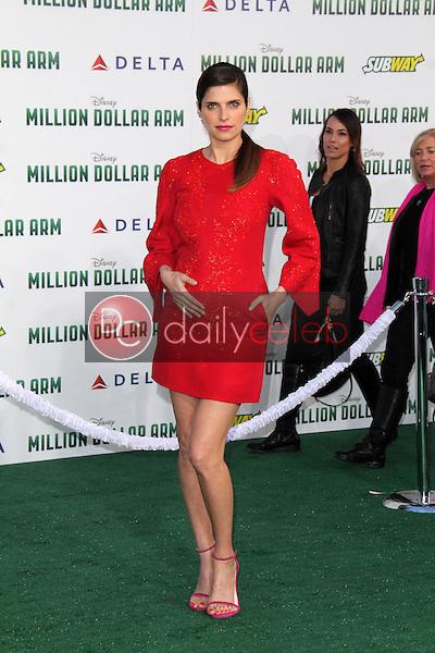 "Lake Bell<br /> at the ""Million Dollar Arm"" World Premiere, El Capitan, Hollywood, CA 05-06-14<br /> David Edwards/Dailyceleb.com 818-249-4998"