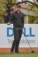 Rory McIlroy (NIR) is introduced on the first tee during day 3 of the World Golf Championships, Dell Match Play, Austin Country Club, Austin, Texas. 3/23/2018.<br /> Picture: Golffile | Ken Murray<br /> <br /> <br /> All photo usage must carry mandatory copyright credit (&copy; Golffile | Ken Murray)