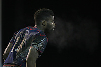 Matt Williams of London Scottish during the Greene King IPA Championship match between London Scottish Football Club and Jersey Reds at Richmond Athletic Ground, Richmond, United Kingdom on 16 March 2018. Photo by David Horn.