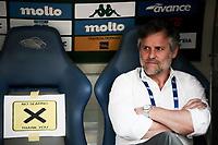 13th June 2020; Athens, Greece; Greek Super League football playoff, PanathinaikAthen versus PAOK Thessaloniki Panathinaikos; PAOK Thessaloniki Trainer Abel Ferreira