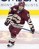 Brian O'Hanley - The Boston University Terriers defeated the Boston College Eagles 2-1 in overtime in the March 18, 2006 Hockey East Final at the TD Banknorth Garden in Boston, MA.