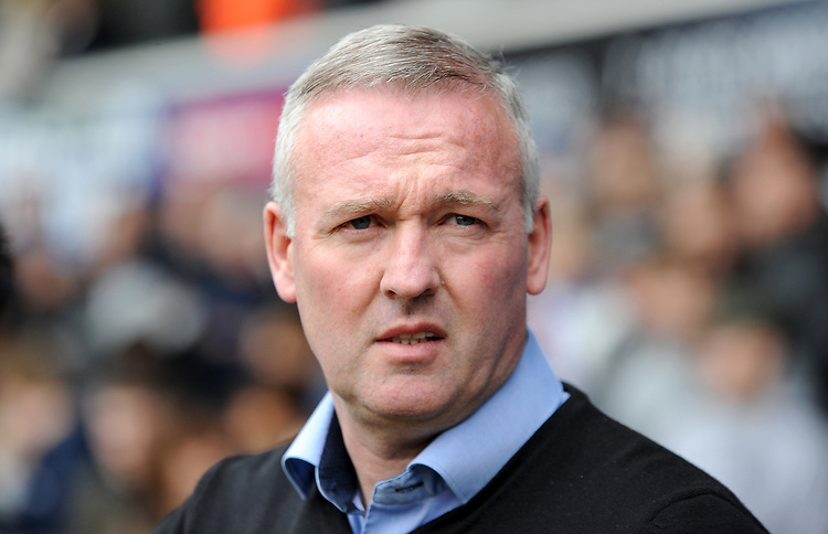 Ipswich Town manager Paul Lambert <br /> <br /> Photographer Hannah Fountain/CameraSport<br /> <br /> The EFL Sky Bet Championship - Ipswich Town v Leeds United - Sunday 5th May 2019 - Portman Road - Ipswich<br /> <br /> World Copyright © 2019 CameraSport. All rights reserved. 43 Linden Ave. Countesthorpe. Leicester. England. LE8 5PG - Tel: +44 (0) 116 277 4147 - admin@camerasport.com - www.camerasport.com