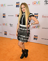 10 May 2019 - Beverly Hills, California - Avril Lavigne. 26th Annual Race to Erase MS Gala held at the Beverly Hilton Hotel. <br /> CAP/ADM/BT<br /> &copy;BT/ADM/Capital Pictures