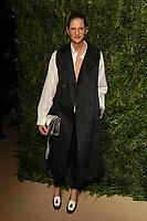 NEW YORK, NY - NOVEMBER 6: Jenna Lyons at the 14th Annual CFDA Vogue Fashion Fund Gala at Weylin in Brooklyn, New York City on November 6, 2017. <br /> CAP/MPI/JP<br /> &copy;JP/MPI/Capital Pictures