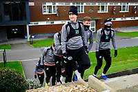 George Byers of Swansea City during the Swansea City Training at The Fairwood Training Ground in Swansea, Wales, UK. Tuesday 08 January 2019