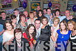 21st Birthday : Emer O'Neill, Listowel, fourth from right front celebrating her 21st Birthday with family & friends at the Kingdom Bar , Listowel on Saturday night last.