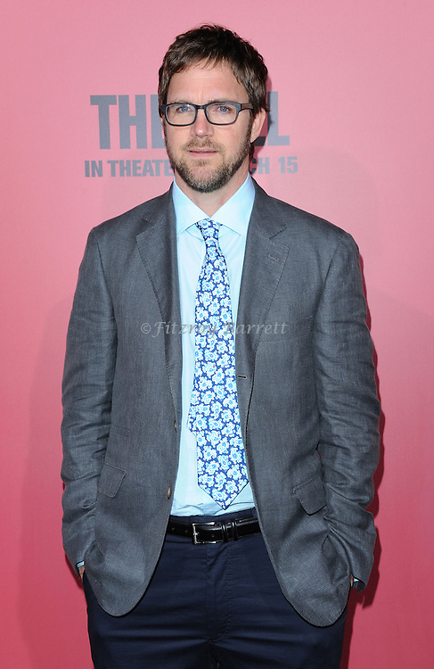 """Brad Anderson at the premiere for """"The Call"""" held at Archlight  Theater in Los Angeles, CA. March 5, 2013."""