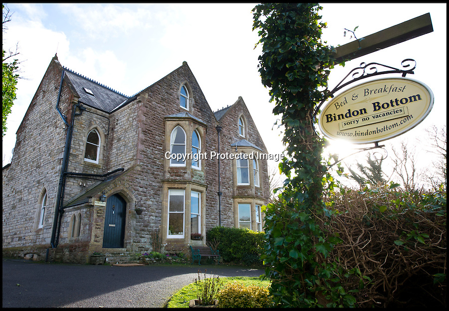 "BNPS.co.uk (01202 558833)<br /> Pic: RachelAdams/BNPS<br /> <br /> A countryside bed and breakfast has been hailed as the best in the world and has now scooped a TripAdvisor award.<br /> <br /> Bindon Bottom is a beautiful Victorian house surrounded by rolling fields and stunning greenery.<br /> <br /> It ranked at number 10 in 2012 but has gone from strength to strength over the last two years and has received hundreds of positive reviews.<br /> <br /> It has now stormed into the lead and has been crowned as the World's Best B&B at the TripAdvisor 2014 Traveller's Choice awards.<br /> <br /> One reviewer said it was an 'amazing little gem with a breakfast 'to die for'.<br /> <br /> Another said: ""Spotlessly clean, with lots of thoughtful extra touches.""<br /> <br /> Bindon Bottom in West Lulworth, Dorset, is run by Clive and Lisa Orchard who set it up in 2010 as a change of lifestyle and a break in their careers.<br /> <br /> The quirky name was chosen because the building it near Bindon Hill, and the five guests rooms are named after authors including Enid Blyton.<br /> <br /> Lisa, who is originally from Sydney, Australia, said: ""We are so grateful to our guests for taking the time to write the reviews.<br /> <br /> ""We both love the area and we're hoping that people have a wonderful holiday in Dorset, which is something we can help them to do.<br /> <br /> ""I think it's our personal choices that make us different."""