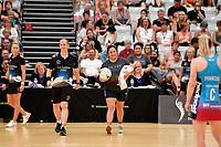Preseason Tournament - Pulse v Steel at Ngā Purapura, Otaki, New Zealand on Sunday 10 February  2019. <br /> Photo by Masanori Udagawa. <br /> www.photowellington.photoshelter.com