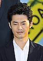 "Hiroyuki Hirayama, June 07, 2012 : Tokyo, Japan : Actor Hiroyuki Hirayama attends a premiere for the film ""Rinjo"" in Tokyo, Japan, on June 7, 2012. (Photo by AFLO)"
