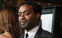 "LOS ANGELES, CA - OCTOBER 14: Actor Chiwetel Ejiofor arrives at the ""12 Years A Slave"" Los Angeles Premiere held at Directors Guild Of America on October 14, 2013 in Los Angeles, California. (Photo by Xavier Collin/Celebrity Monitor)"