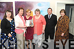 BOOK LAUNCH: The Tuosist Social History Group launched their book and DVD ?Lift the Latch: Tuosist? at the Kenmare Bay Hotel on Sunday, l-r: Laura Morgan, Mary O'Leary, Mary O'Sullivan, Kathlyn O'Brien, Sean O'Sullivan and Bernie Quinn.