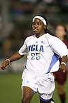 UCLA's Danesha Adams. The UCLA Bruins defeated the Florida State University Seminoles 4-0 at Aggie Soccer Stadium in College Station, Texas, Friday, December 2, 2005.