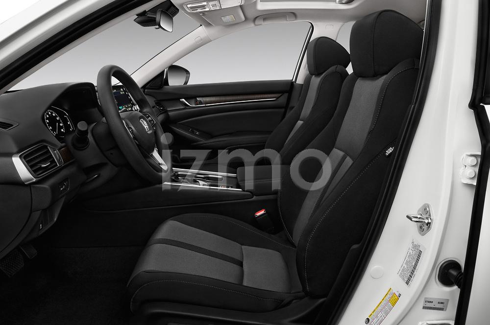 Front seat view of a 2018 Honda Accord EX 4 Door Sedan front seat car photos