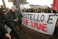 Carditello festeggia alla presenza del ministro Massimo Bray l'acquisto della Reggia Borbonica da parte dello Stato
