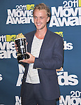 Tom Felton at 2011 MTV Movie Awards held at Gibson Ampitheatre in Universal City, California on June 05,2011                                                                               © 2011 Hollywood Press Agency