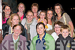 LAUGHTER: Crokes ladies.having a laugh at Dr Crokes.barbecue in the clubhouse on.Friday night. Front row l-r:.Bridie OShea, Sandra.Bartlett, Ann Bartlett and.Ryan Brosnan. Middle row lr:.Marie Brosnan, Katie.Hickey, Debbie Maye, Marie.Maye and Michelle Moloney..Back row l-r: Deborah.OShea, Frances OSullivan.and Siobhan Courtney.