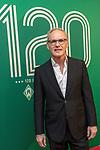 04.02.2019, Dorint Park Hotel Bremen, Bremen, GER, 1.FBL, 120 Jahre SV Werder Bremen - Gala-Dinner<br /> <br /> im Bild<br />  Reinhold Beckmann<br /> <br /> Der Fussballverein SV Werder Bremen feiert am heutigen 04. Februar 2019 sein 120-jähriges Bestehen. Im Park Hotel Bremen findet anläßlich des Jubiläums ein Galadinner statt. <br /> <br /> Foto © nordphoto / Ewert