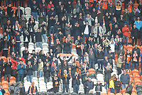 Blackpool fans applaud their team at the final whistle <br /> <br /> Photographer Kevin Barnes/CameraSport<br /> <br /> The EFL Sky Bet League One - Blackpool v Plymouth Argyle - Saturday 30th March 2019 - Bloomfield Road - Blackpool<br /> <br /> World Copyright © 2019 CameraSport. All rights reserved. 43 Linden Ave. Countesthorpe. Leicester. England. LE8 5PG - Tel: +44 (0) 116 277 4147 - admin@camerasport.com - www.camerasport.com